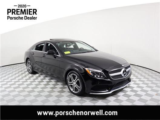 2016 Mercedes-Benz CLS for sale on GoCars.org