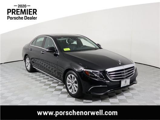 2018 Mercedes-Benz E Class for sale in Norwell, Massachusetts 02061
