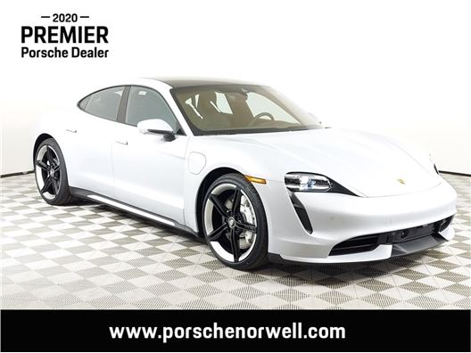 2021 Porsche Taycan for sale in Norwell, Massachusetts 02061