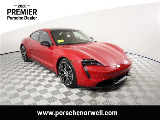 2020 Porsche Taycan Turbo for sale in Norwell, Massachusetts 02061