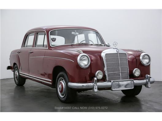 1959 Mercedes-Benz 220S for sale in Los Angeles, California 90063