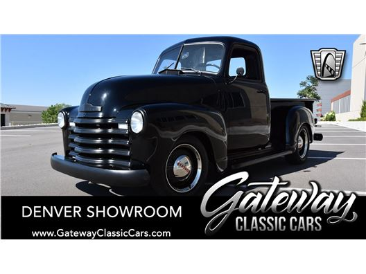 1949 Chevrolet 3100 for sale in Englewood, Colorado 80112