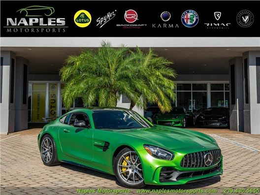 2018 Mercedes-Benz Amg Gt R for sale in Naples, Florida 34104