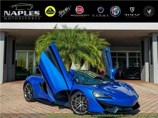 2019 McLaren 570S Spider for sale in Naples, Florida 34104