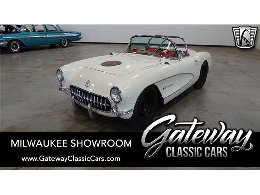 1957 Chevrolet Corvette for sale in Kenosha, Wisconsin 53144
