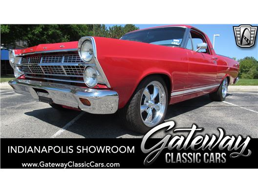 1967 Ford Ranchero for sale in Indianapolis, Indiana 46268