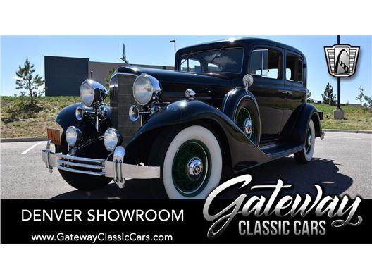 1933 Cadillac Sedan for sale in Englewood, Colorado 80112