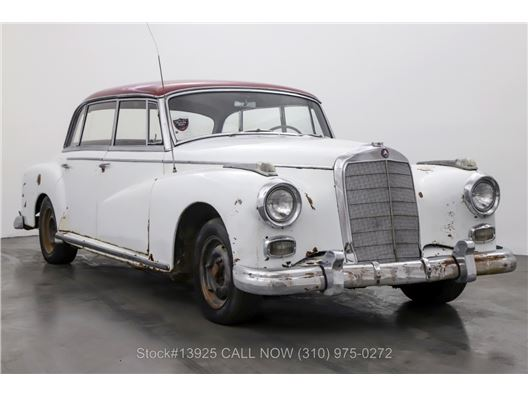 1962 Mercedes-Benz 300D for sale in Los Angeles, California 90063