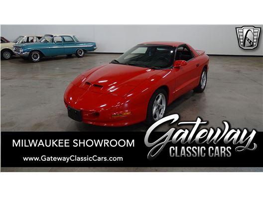 1996 Pontiac Firebird Formula for sale in Kenosha, Wisconsin 53144