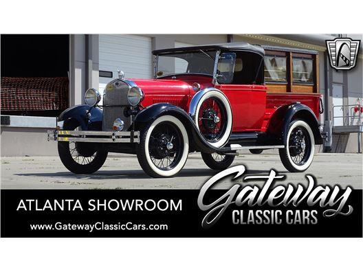 1929 Ford MODEL A PICK UP for sale in Alpharetta, Georgia 30005