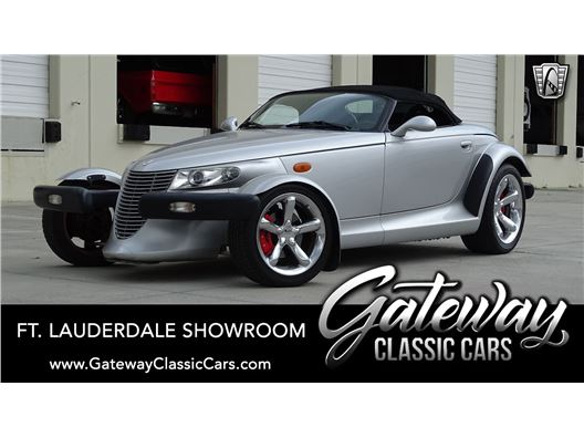 2000 Plymouth Prowler for sale in Coral Springs, Florida 33065
