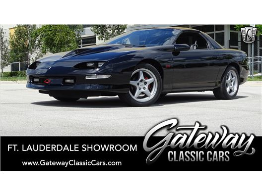 1997 Chevrolet Camaro for sale in Coral Springs, Florida 33065