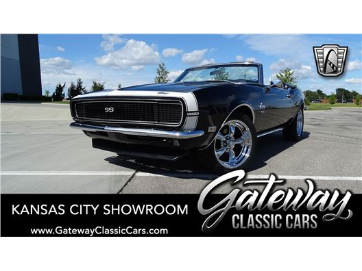 1968 Chevrolet Camaro for sale in Olathe, Kansas 66061