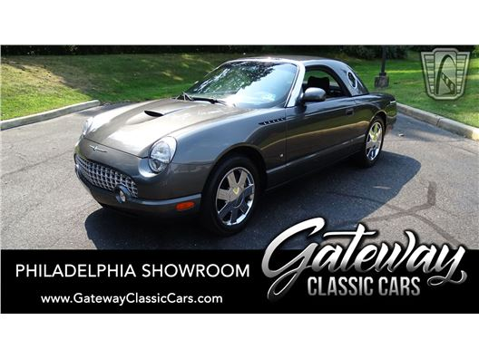 2003 Ford Thunderbird for sale in West Deptford, New Jersey 8066