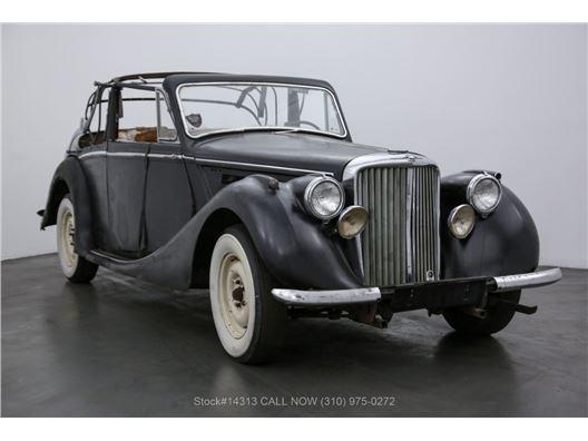 1950 Jaguar Mark V for sale in Los Angeles, California 90063