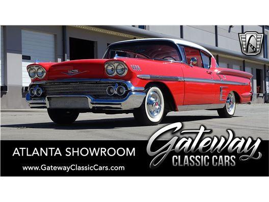 1958 Chevrolet Impala for sale in Alpharetta, Georgia 30005