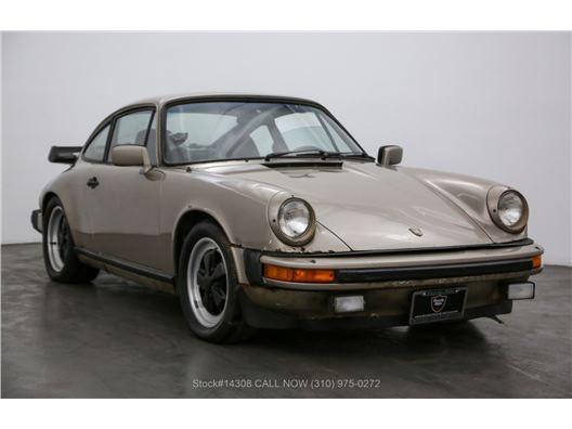 1982 Porsche 911SC Sunroof Delete for sale in Los Angeles, California 90063