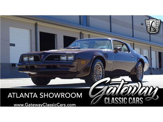1977 Pontiac Firebird Trans-Am for sale in Alpharetta, Georgia 30005