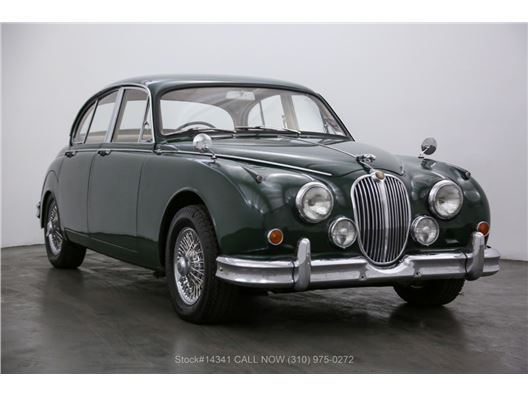 1966 Jaguar MKII 2.4-Liter 4-Speed for sale in Los Angeles, California 90063