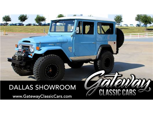 1968 Toyota FJ40 for sale in DFW Airport, Texas 76051