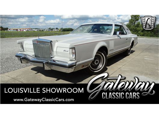 1979 Lincoln Continental for sale in Memphis, Indiana 47143