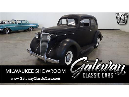 1937 Nash LaFayette for sale in Kenosha, Wisconsin 53144