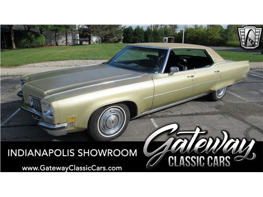 1972 Oldsmobile 98 Regency for sale in Indianapolis, Indiana 46268