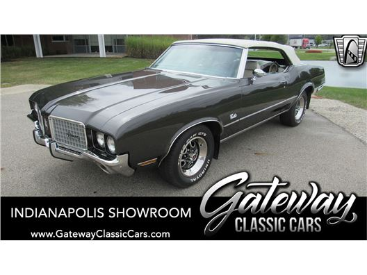 1972 Oldsmobile Cutlass for sale in Indianapolis, Indiana 46268