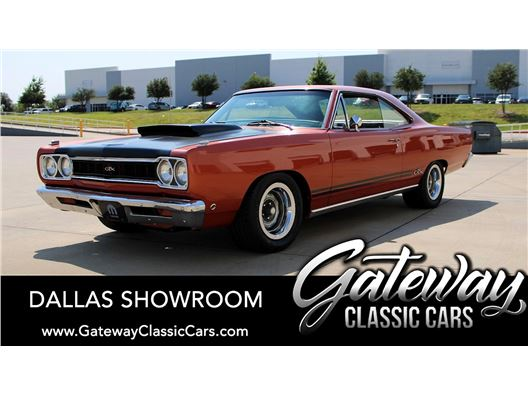 1968 Plymouth Satellite for sale in DFW Airport, Texas 76051