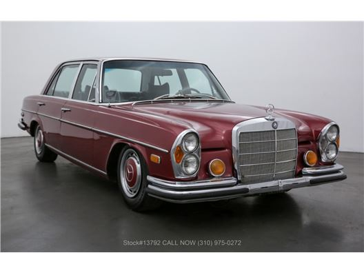 1970 Mercedes-Benz 300SEL 3.5 for sale in Los Angeles, California 90063