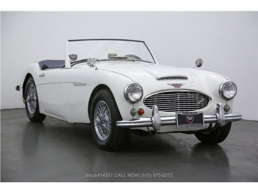 1962 Austin-Healey 3000 BT7 Tri-Carb for sale in Los Angeles, California 90063