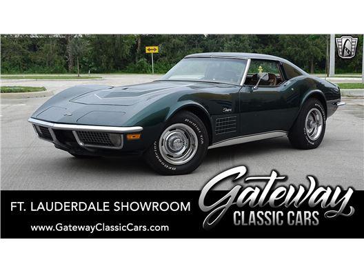 1971 Chevrolet Corvette for sale in Coral Springs, Florida 33065