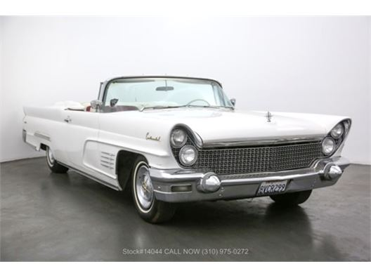 1960 LINCON Continental for sale in Los Angeles, California 90063