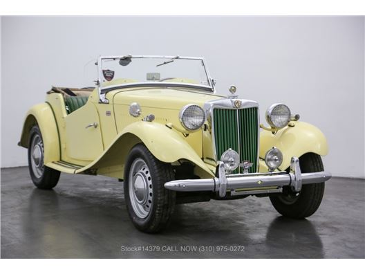 1951 MG TD for sale in Los Angeles, California 90063