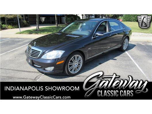 2008 Mercedes-Benz S600 for sale in Indianapolis, Indiana 46268