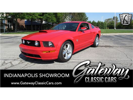 2009 Ford Mustang for sale in Indianapolis, Indiana 46268