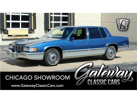 1992 Cadillac DeVille for sale in Crete, Illinois 60417