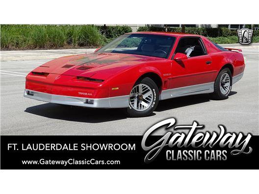 1988 Pontiac Firebird for sale in Coral Springs, Florida 33065