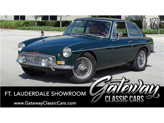 1969 MG MGB for sale in Coral Springs, Florida 33065