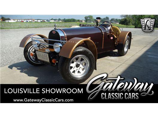 1976 Bugatti Tribute for sale in Memphis, Indiana 47143
