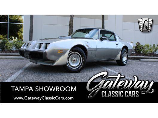 1979 Pontiac Trans Am for sale in Ruskin, Florida 33570