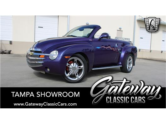 2004 Chevrolet SSR for sale in Ruskin, Florida 33570