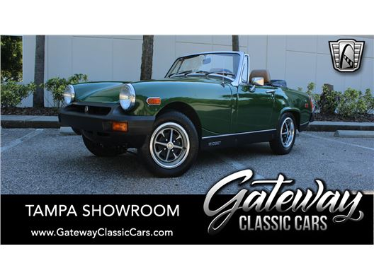 1979 MG Midget for sale in Ruskin, Florida 33570