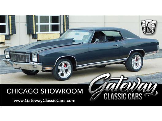 1971 Chevrolet Monte Carlo for sale in Crete, Illinois 60417