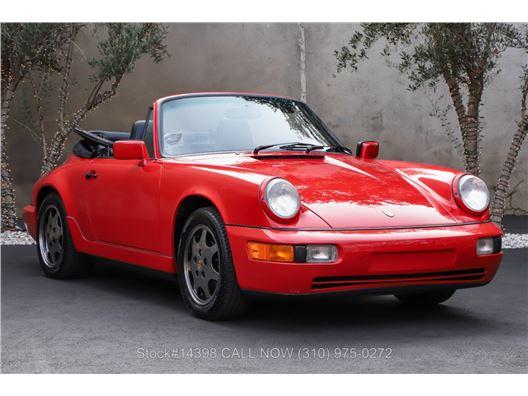 1990 Porsche 964 Carrera 2 for sale in Los Angeles, California 90063