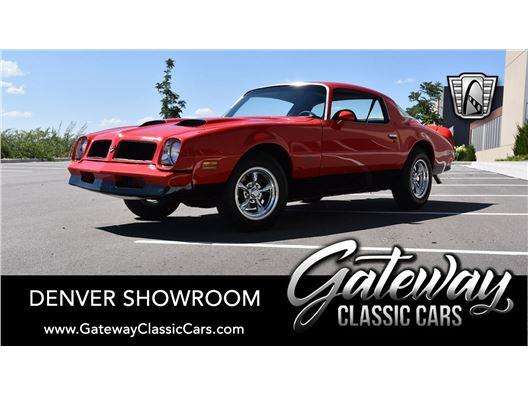 1976 Pontiac Firebird Formula for sale in Englewood, Colorado 80112