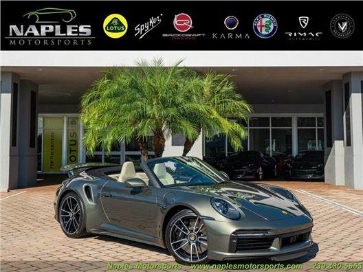 2021 Porsche 911 Turbo for sale in Naples, Florida 34104