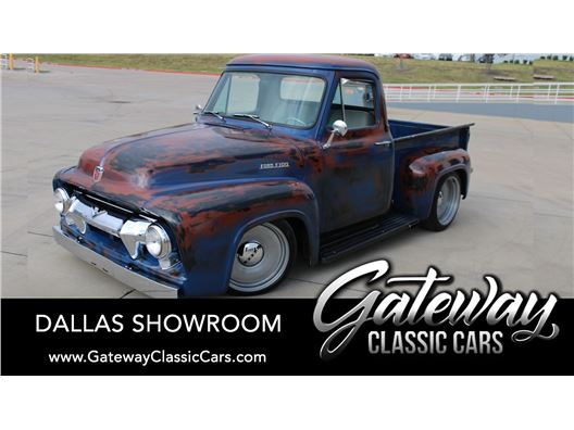 1954 Ford F100 for sale in DFW Airport, Texas 76051