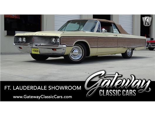 1968 Chrysler Newport for sale in Coral Springs, Florida 33065