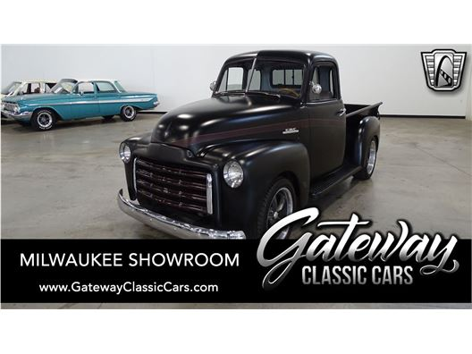 1951 GMC 100 for sale in Kenosha, Wisconsin 53144